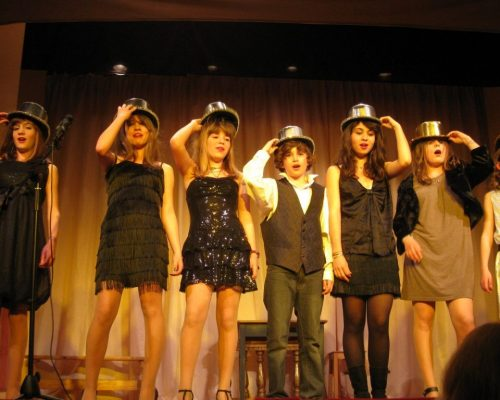 Stage comedie musicale marseille